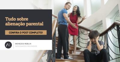 Tudo sobre alienação parental