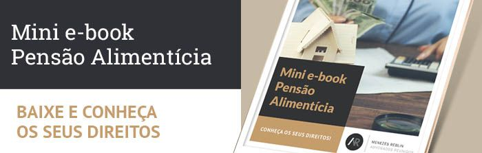 Mini eBook Pensão Alimentícia